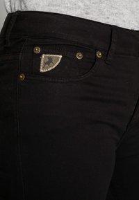 LOIS Jeans - RAVAL LEA SOFT COLOUR - Bukse - black - 4