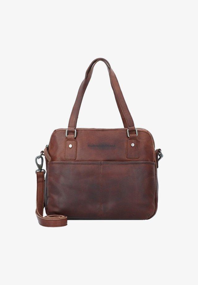 BILBAO - Laptop bag - braun