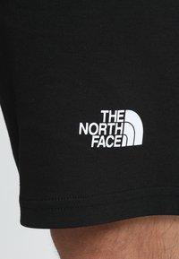 The North Face - MENS GRAPHIC SHORT  - Träningsshorts - black - 6