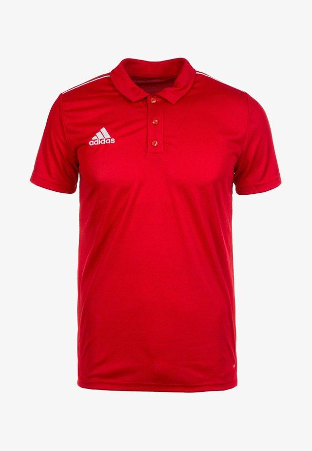 CORE 18 - Poloshirt - red