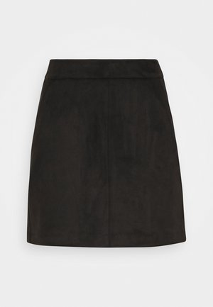 VMDONNADINA SHORT SKIRT - Minisukně - black