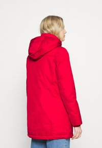 Tommy Hilfiger - SORONA PADDED - Winter coat - primary red - 4