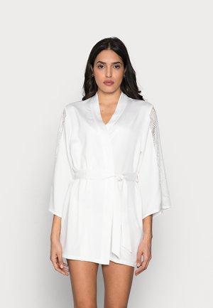 ESCALE DESHABILLE - Dressing gown - ecru