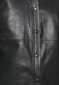 Kaffe - KABASMA - Camicia - black deep - 6