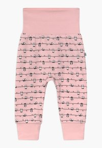 Jacky Baby - PANDA LOVE 3 PACK - Trousers - light pink - 3