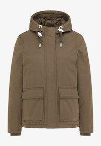 ICEBOUND - Winter jacket - militär oliv - 4