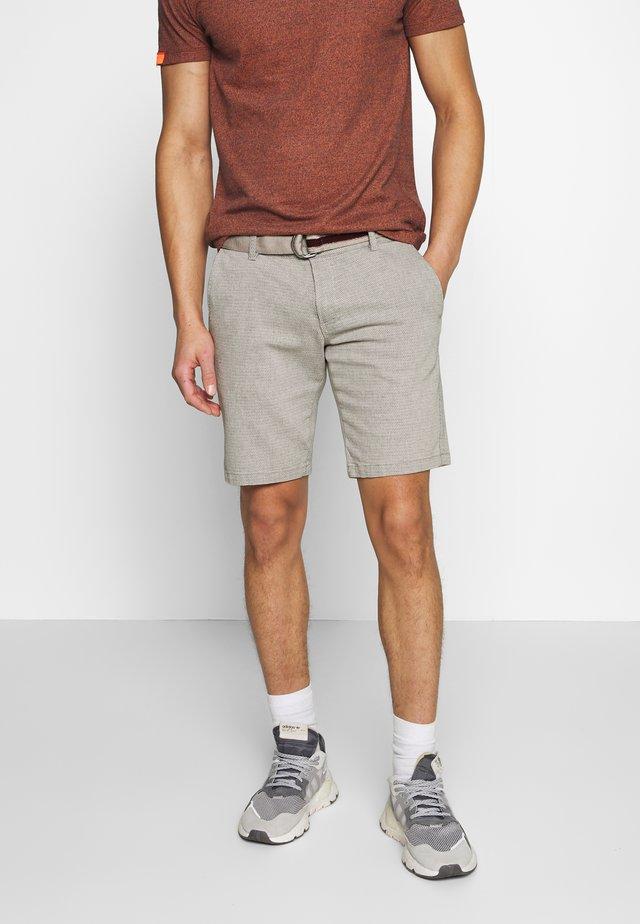 STATON  - Shorts - mastic
