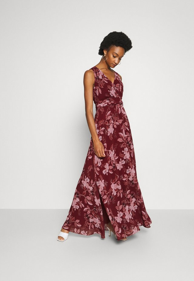 LANG - Maxi dress - red