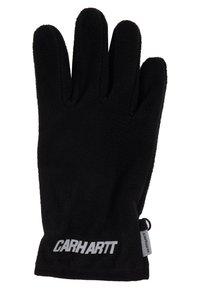 Carhartt WIP - BEAUFORT GLOVES - Gloves - black - 1