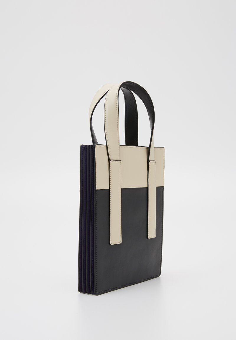 Paul Smith - WOMEN BAG MINI TOTE CON - Borsa a mano - slate