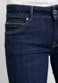 Pepe Jeans - NEW BROOKE - Slim fit jeans - dark-blue denim - 3