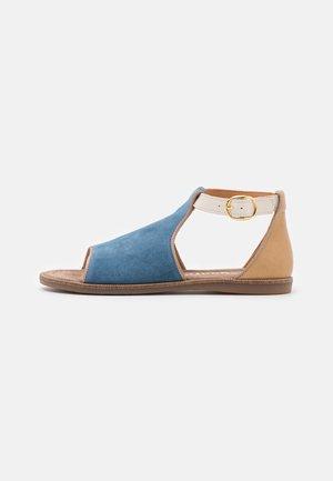 CAROLA - Sandaler - blue