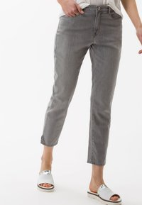 BRAX - STYLE CARO  - Slim fit jeans - light grey - 2