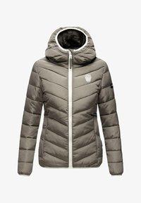 Navahoo - ELVA - Winter jacket - greyolive - 0