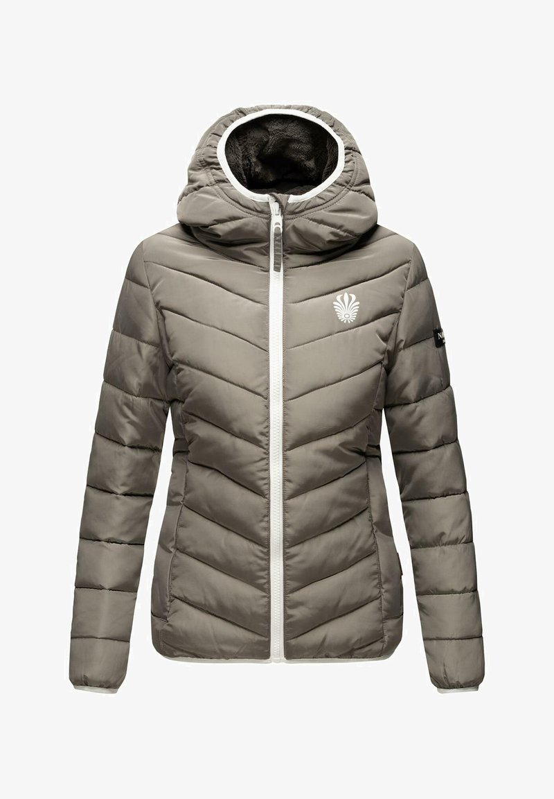 Navahoo - ELVA - Winter jacket - greyolive