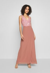 Lace & Beads - CADENCE WRAP MIX - Occasion wear - pink - 0