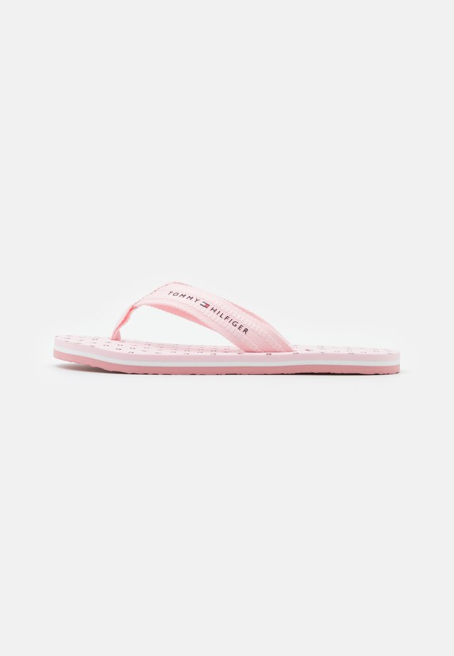 MNI FLAGS BEACH - Varvassandaalit - light pink