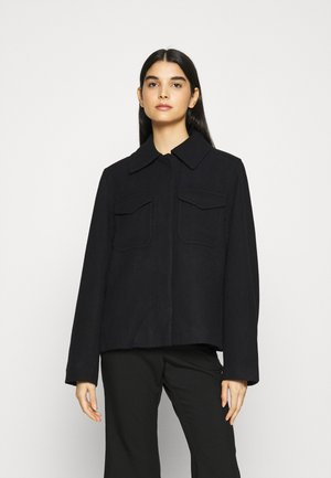ISA JACKET - Summer jacket - black