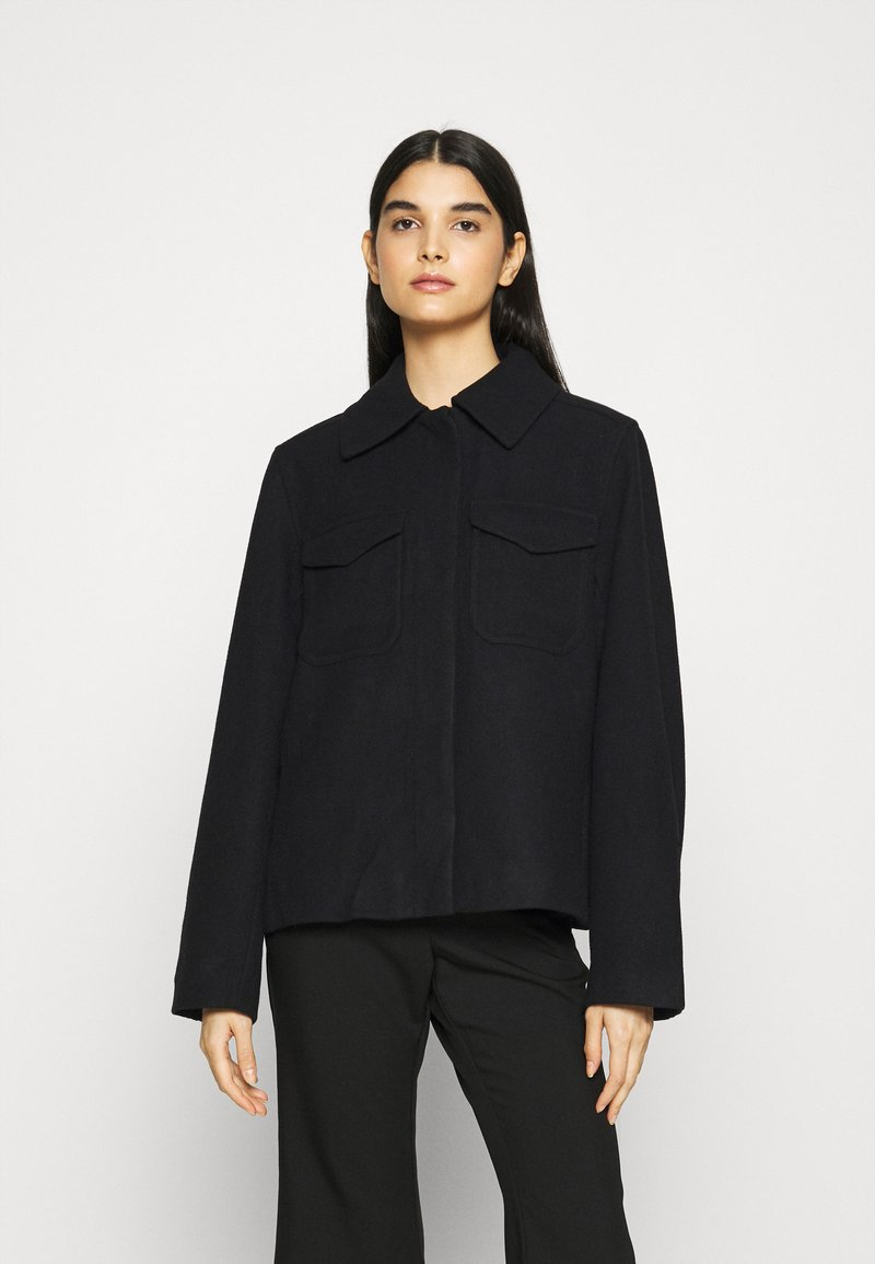 Weekday - ISA JACKET - Lehká bunda - black