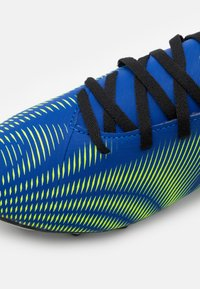 adidas Performance - NEMEZIZ .4 FXG UNISEX - Moulded stud football boots - royal bleu/solar yellow/footwear white - 5