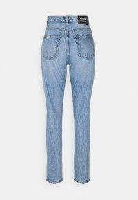 Dr.Denim - NORA - Straight leg jeans - blue jay worn hem - 7