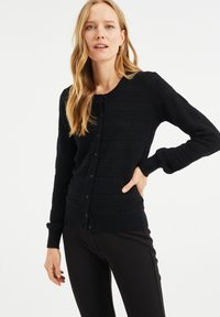 WE Fashion - Vest - black - 3