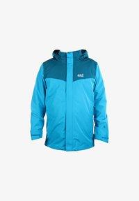 Jack Wolfskin - Winter jacket - light blue - 0