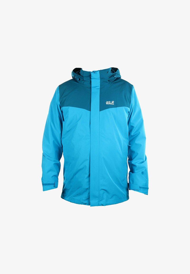 Jack Wolfskin - Winter jacket - light blue