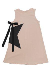 Rora - Korte jurk - beige - 4