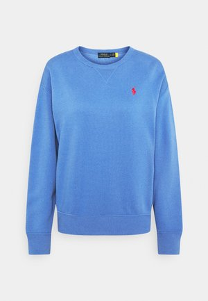 LONG SLEEVE - Sudadera - resort blue