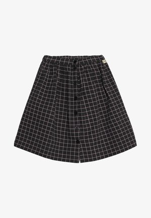 DIXIE SKIRT - Áčková sukně - anthracite