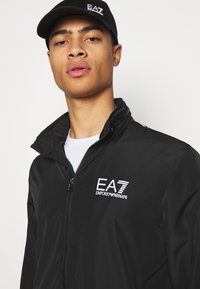 EA7 Emporio Armani - Summer jacket - black - 4