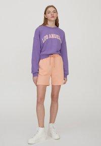 PULL&BEAR - Sweatshirt - purple - 1