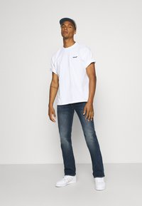 Levi's® - 501® LEVI'S® ORIGINAL FIT - Straight leg jeans - blue denim - 1