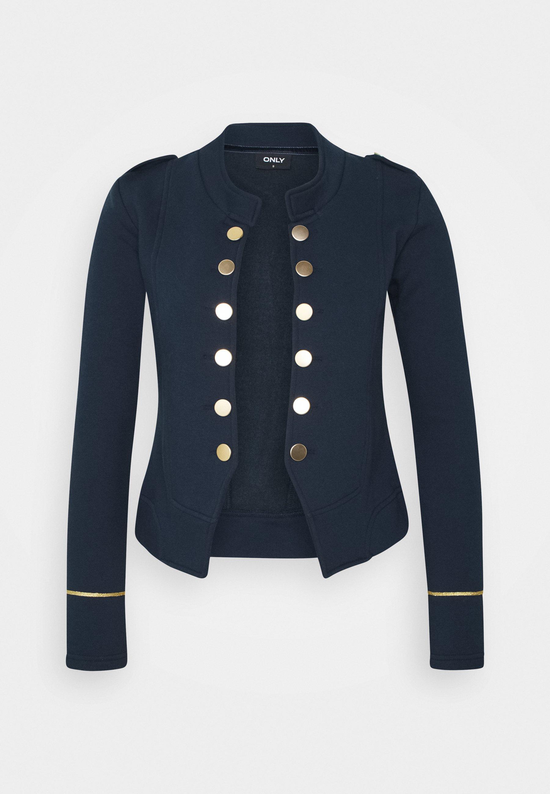 Stipulare unassicurazione Valutazione Obligate  ONLY ONLANETTA - Blazer - navy blazer - Zalando.co.uk