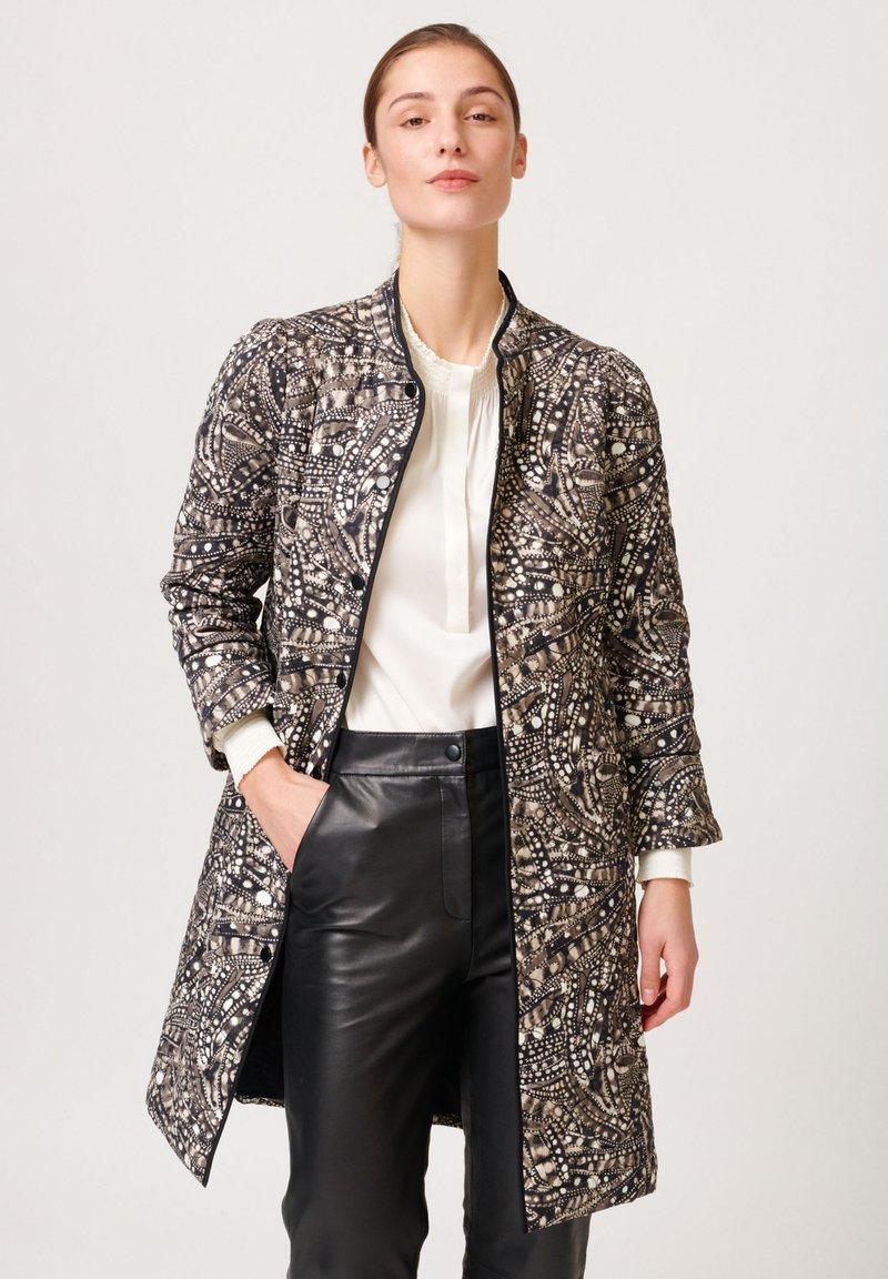 Dea Kudibal - ROSALIL (CO) - Classic coat -  black