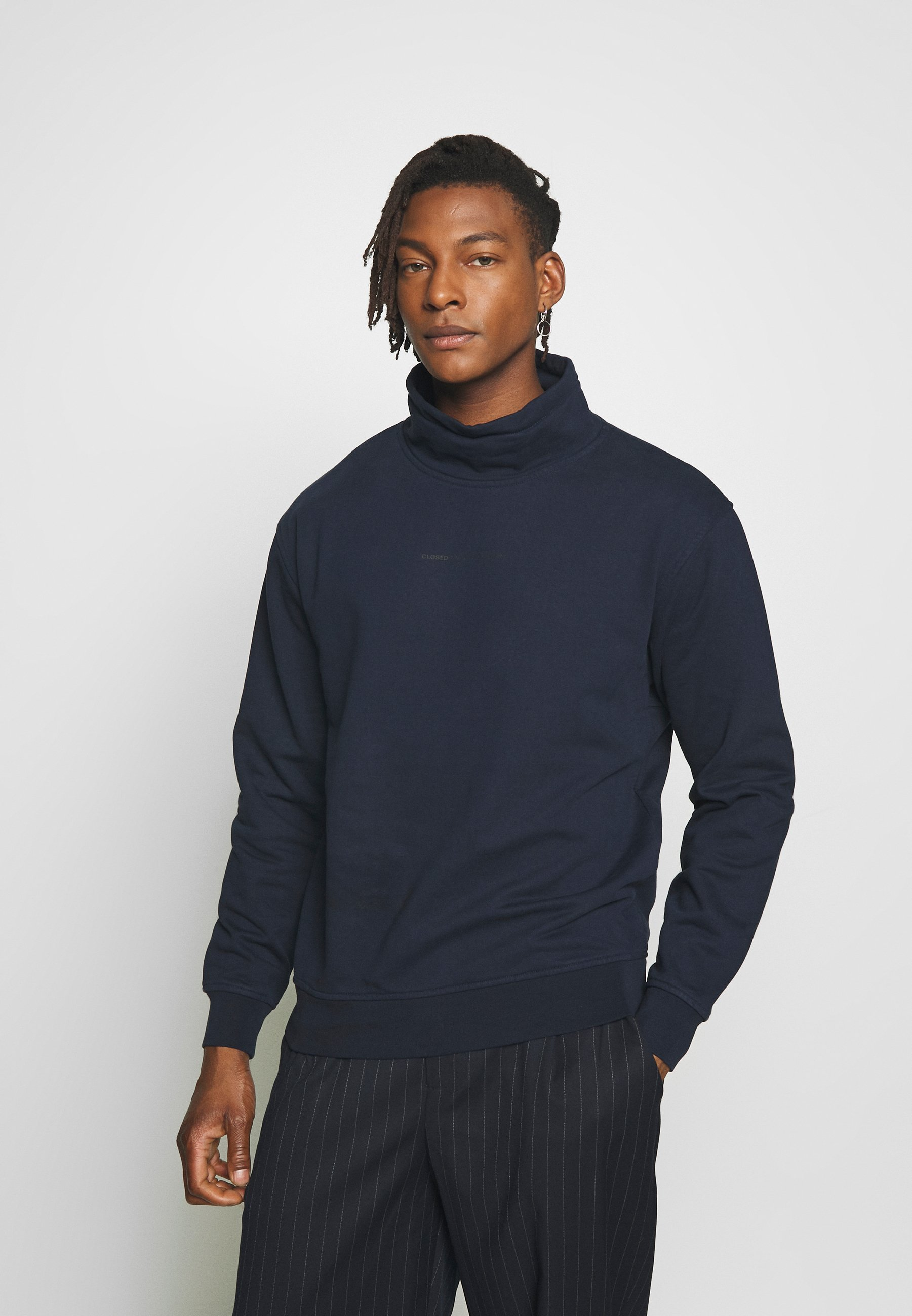 CLOSED MEN'S Sweatshirt dark night Zalando.at