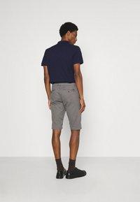 TOM TAILOR - Shorts - castlerock grey - 2