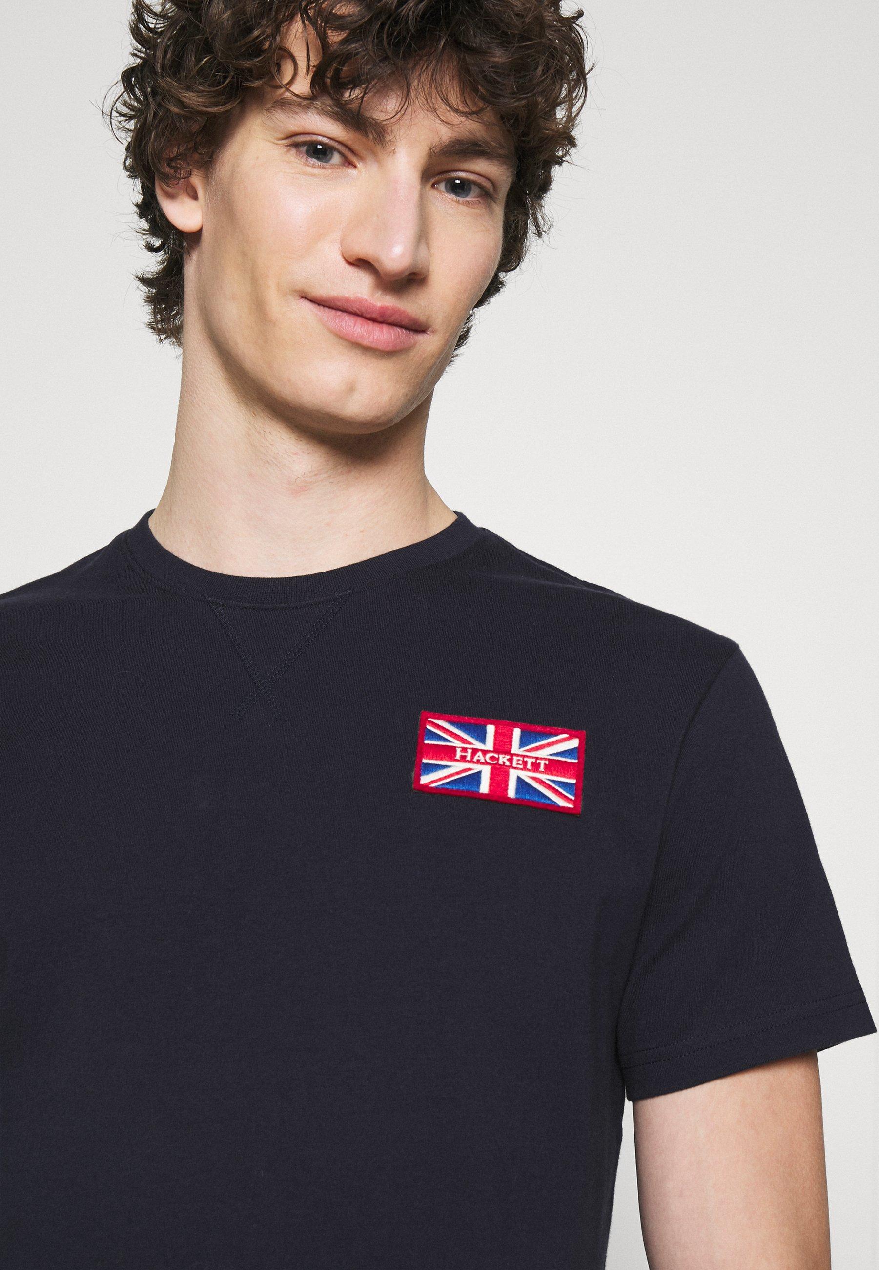 Homme BADGE TEE - T-shirt imprimé