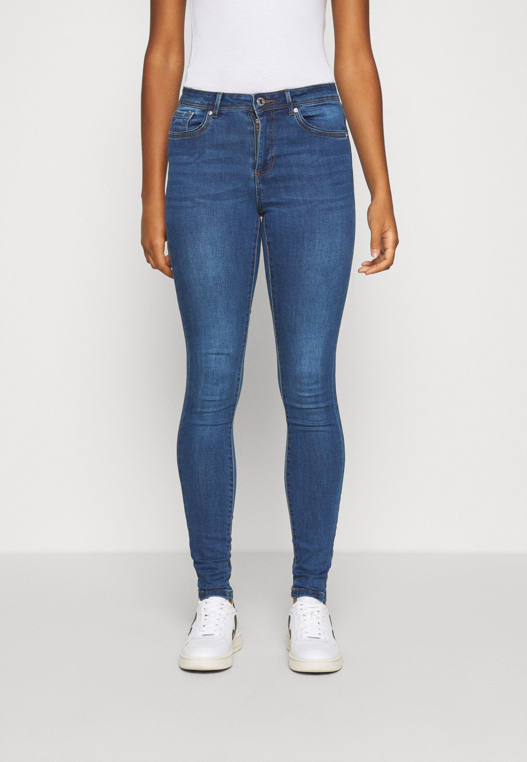 Women VMTANYA PIPING - Jeans Skinny Fit