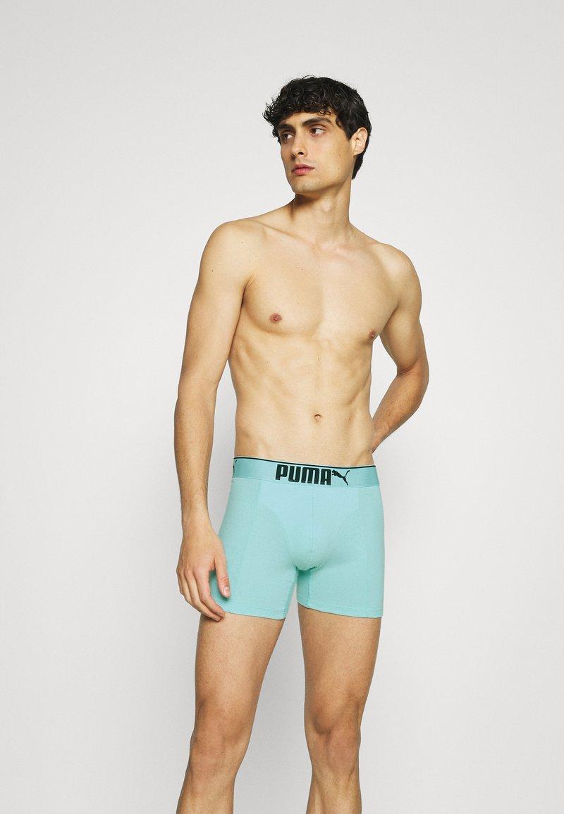 Puma - PREMIUM 3 PACK - Culotte - blue