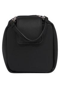 Lacoste - TOILET KIT - Wash bag - black - 2