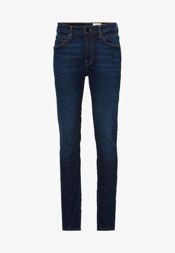 VIDAR  - Slim fit jeans - blue