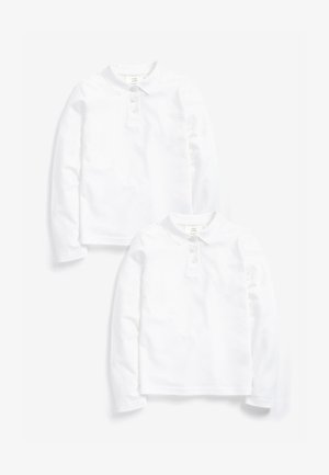 2 Pack - Poloshirts - white