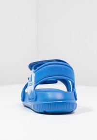 adidas Performance - ALTASWIM - Badesandaler - blue/white - 3