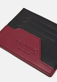 Valentino Bags - RHYS CARDHOLDER - Peněženka - nero - 3