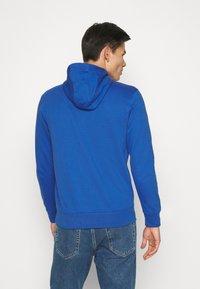 Schott - Hoodie - royal blue - 2