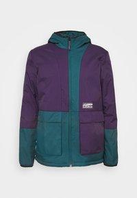 Quiksilver - PASS - Outdoor jacket - atlantic deep - 5
