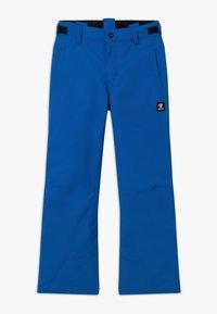 Brunotti - FOOTSTRAP BOYS - Zimní kalhoty - bright blue - 2