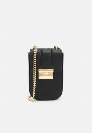 ROROS MOBILE - Telefoonhoesje - black/gold-coloured